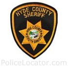 Hyde County Sheriff's Office Patch