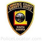 Lawrence County Sheriff's Office Patch