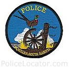 Miller Police Department Patch