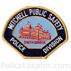 Mitchell Police Department Patch