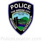 Mobridge Police Department Patch