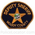 Moody County Sheriff's Office Patch