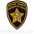 Potter County Sheriff's Office Patch