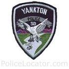 Yankton Police Department Patch