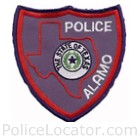 Alamo Police Department Patch
