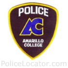 Amarillo College Police Department Patch