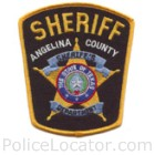 Angelina County Sheriff's Department Patch
