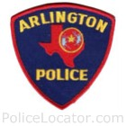 Arlington Police Department Patch