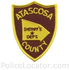 Atascosa County Sheriff's Department Patch