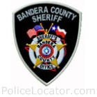 Bandera County Sheriff's Department Patch