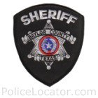 Baylor County Sheriff's Department Patch
