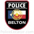 Belton Police Department Patch