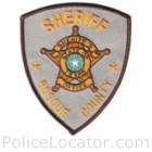 Bosque County Sheriff's Office Patch