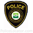 Brookhaven College Police Department Patch