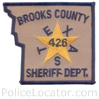 Brooks County Sheriff's Office Patch