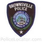 Brownsville Police Department Patch