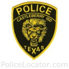 Castleberry ISD Police Department Patch