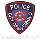Cibolo Police Department Patch