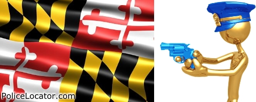 Police & Sheriff Departments in Maryland