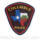 Columbus Police Department Patch
