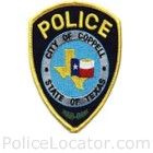 Coppell Police Department Patch