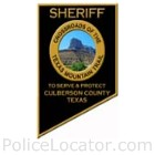 Culberson County Sheriff's Office Patch