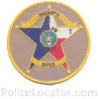Dallam County Sheriff's Office Patch