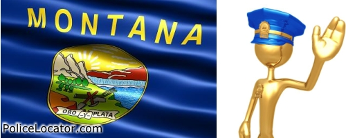 Police & Sheriff Departments in Montana