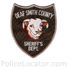 Deaf Smith County Sheriff's Office Patch