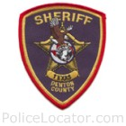 Denton County Sheriff's Office Patch