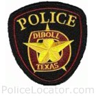 Diboll Police Department Patch