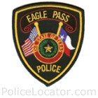 Eagle Pass Police Department Patch