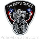 El Paso County Sheriff's Office Patch
