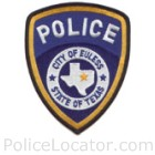 Euless Police Department Patch