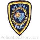 Everman Police Department Patch