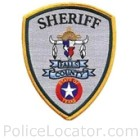 Falls County Sheriff's Office Patch