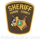 Fannin County Sheriff's Office Patch