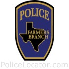 Farmers Branch Police Department Patch