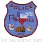 Flatonia Police Department Patch