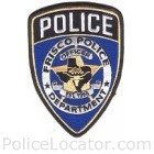 Frisco Police Department Patch