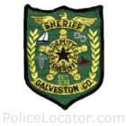 Galveston County Sheriff's Office Patch