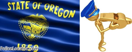 Police & Sheriff Departments in Oregon