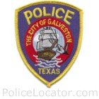 Galveston Police Department Patch