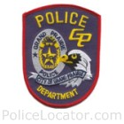 Grand Prairie Police Department Patch