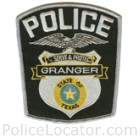Granger Police Department Patch