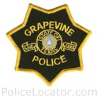 Grapevine Police Department Patch