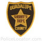 Guadalupe County Sheriff's Office Patch