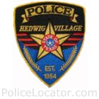 Hedwig Village Police Department Patch