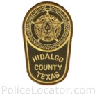 Hidalgo County Sheriff's Office Patch
