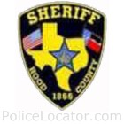 Hood County Sheriff's Office Patch